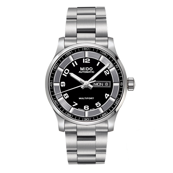 [MIDO 미도] M005.430.11.052.00 (M0054301105200) / 멀티포트 Miltifort GENT 42mm