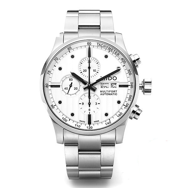 [미도 MIDO] M005.614.11.031.00 (M0056141103100) / MULTIFORT 남성용 42mm