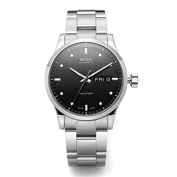 [MIDO 미도] M005.830.11.061.00 (M005.830.11.061.80) / MULTIFORT AUTOMATIC 38mm (신형)