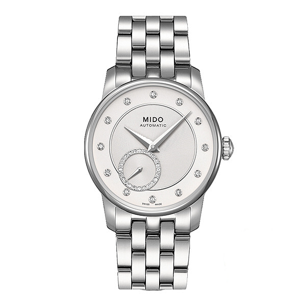 [MIDO 미도] M007.228.11.036.00 (M0072281103600) / 바론첼리 Baroncelli II Automatic Lady 35mm