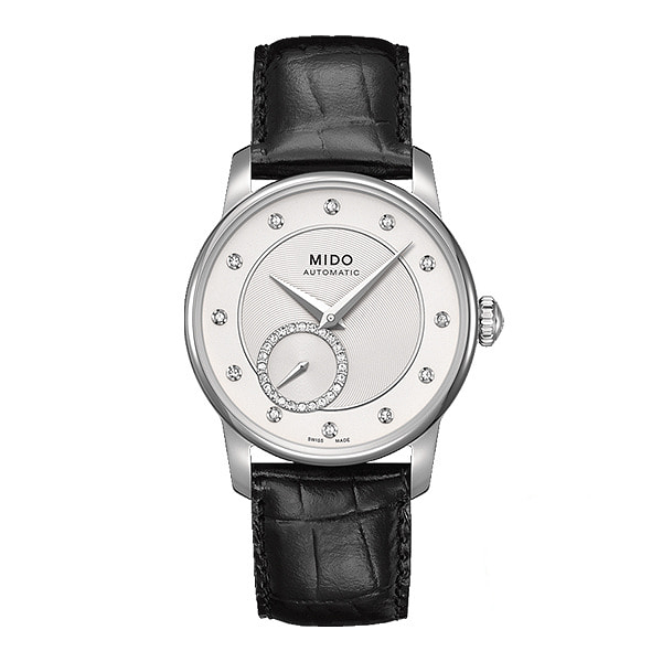 [MIDO 미도] M007.228.16.036.00 (M0072281603600) / 바론첼리 Baroncelli II Automatic Lady 35mm