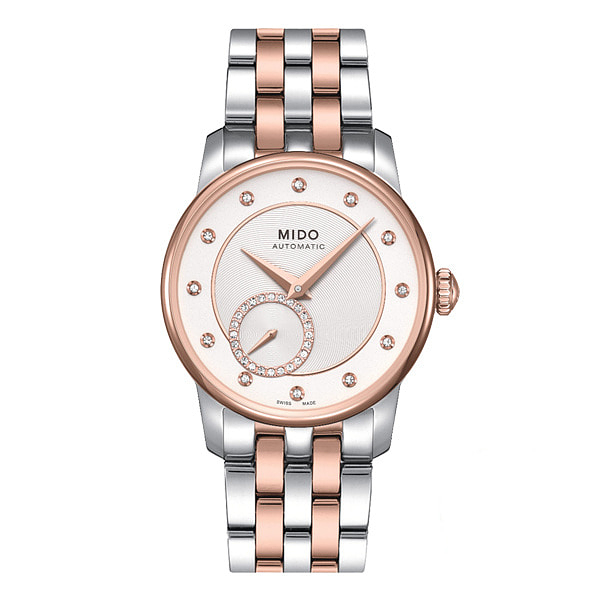 [MIDO 미도] M007.228.22.036.00 (M0072282203600) / 바론첼리 Baroncelli II Automatic Lady 35mm