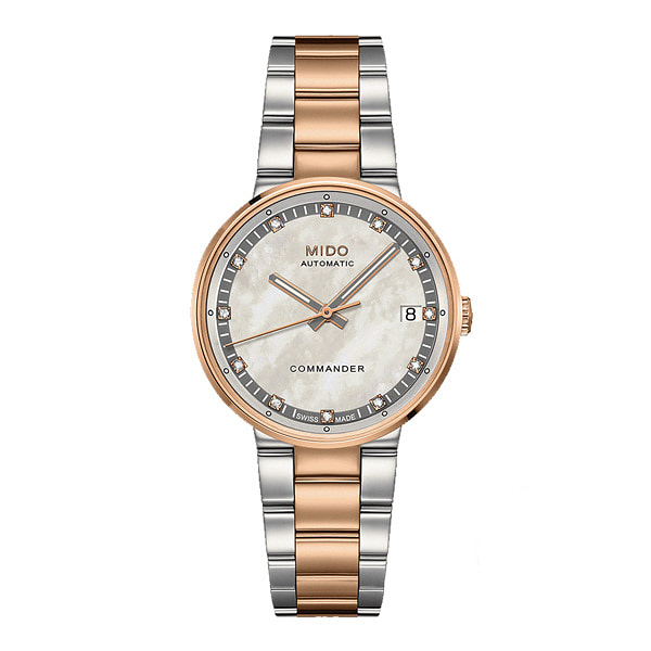[MIDO 미도] M014.207.22.116.00 (M0142072211600) / 커맨더2 Commander II Automatic Lady 33mm