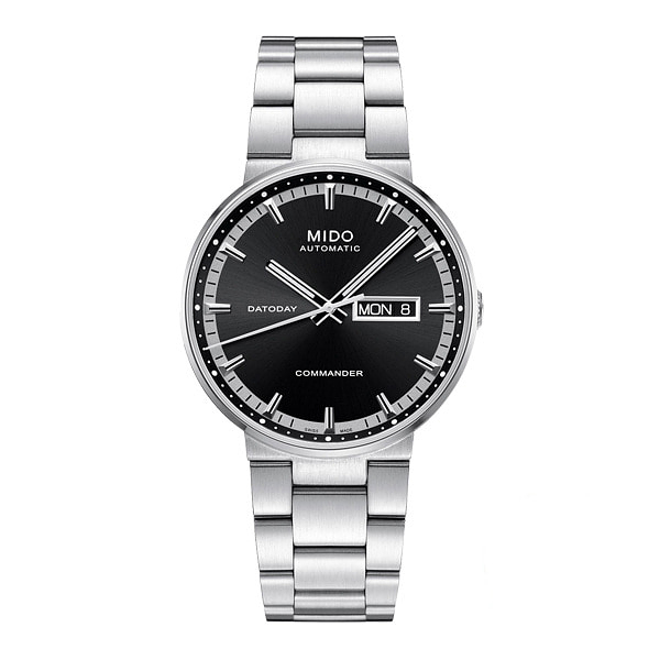 8월-) [MIDO 미도] M014.430.11.051.00 (M0144301105100) / 커맨더 2 Commander II GENT 33mm