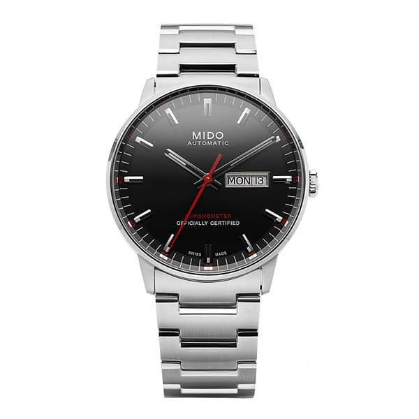[미도 MIDO] M021.431.11.051.00 (M0214311105100) / 커맨더 2 Commander II Automatic 40mm