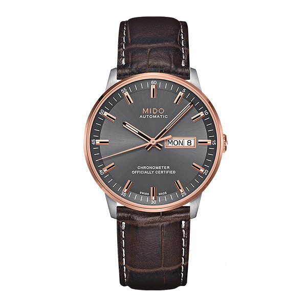 [MIDO 미도] M021.431.26.061.00 (M0214312606100) / 커맨더 2 Commander II Automatic GENT 40mm