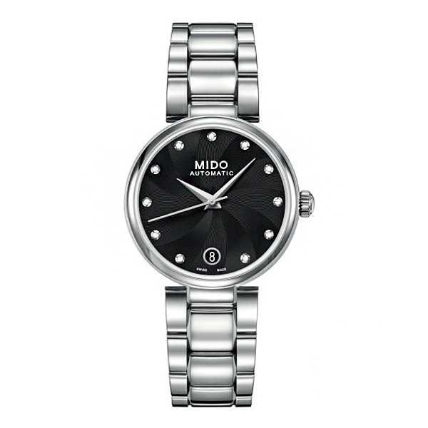 [MIDO 미도] M022.207.11.056.00 (M0222071105600) / 바론첼리 Baroncelli II Automatic Lady 33mm