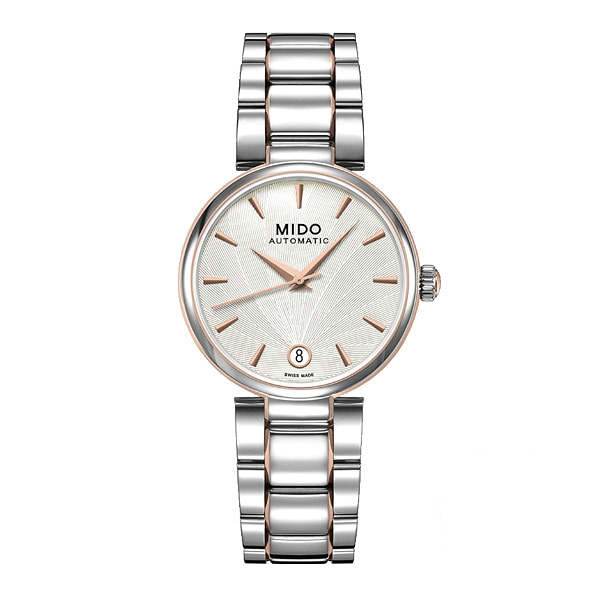 [MIDO 미도] M022.207.22.031.11 (M0222072203111) / 바론첼리 Baroncelli II Automatic Lady 33mm