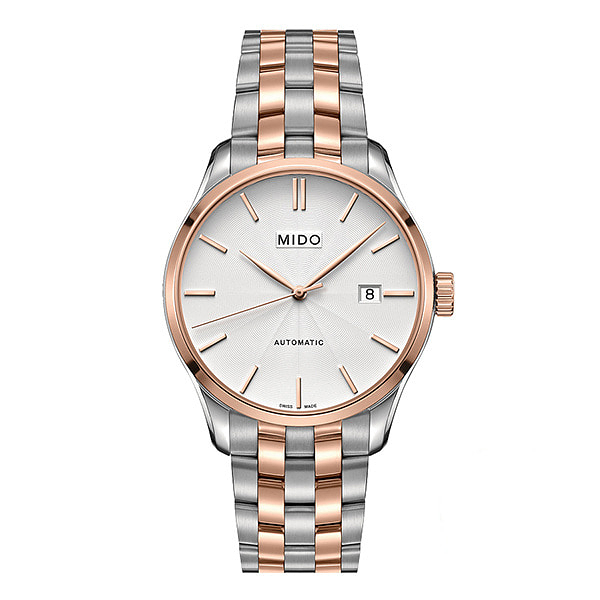 [MIDO 미도] M024.407.22.031.00 (M0244072203100) / 바론첼리 Belluna II Automatic Mens 40mm