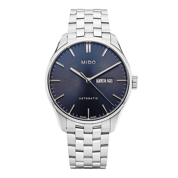 [미도 MIDO] M024.630.11.041.00 (M0246301104100) / 바론첼리 Belluna II Automatic Mens 42.5mm