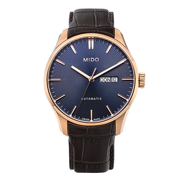 [미도 MIDO] M024.630.36.041.00 (M0246303604100) / 바론첼리 Belluna II Automatic Mens 42.5mm