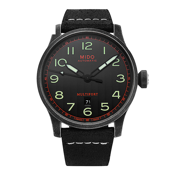 [미도 MIDO] M032.607.36.050.09 (M0326073605009) / MULTIFORT AUTOMATIC 44mm