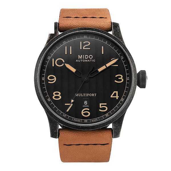 [미도 MIDO] M032.607.36.050.99 (M0326073605099) / MULTIFORT AUTOMATIC 44mm