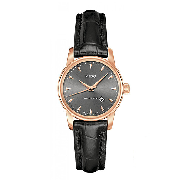 [MIDO 미도] M7600.3.13.4 (M76003134) / 바론첼리 Baroncelli II Automatic Lady 29mm