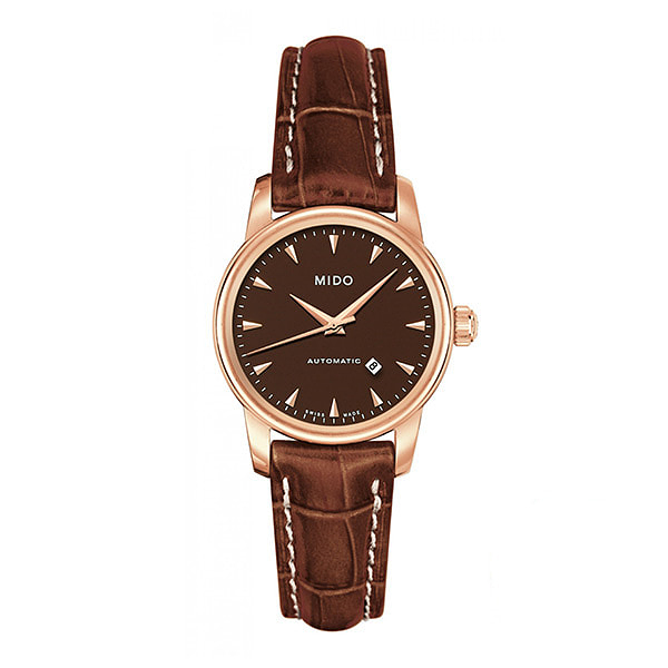 [MIDO 미도] M7600.3.17.8 (M76003178) / 바론첼리 Baroncelli II Automatic Lady 29mm
