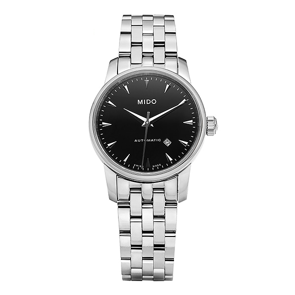 [MIDO 미도] M7600.4.18.1 (M76004181) / 바론첼리 Baroncelli II Automatic Lady 29mm
