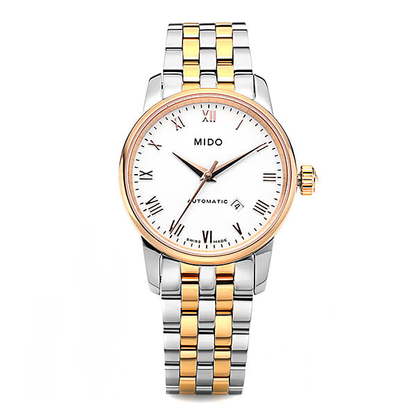 [MIDO 미도] M7600.9.N6.1 (M76009N61) / BARONCELLI AUTOMATIC 29mm