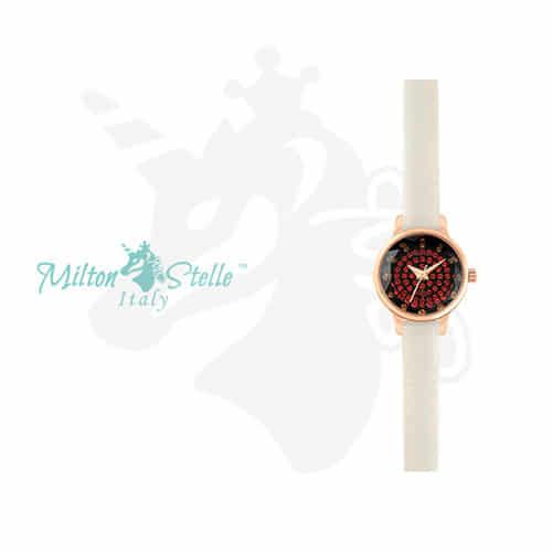 5월-) [밀튼스텔리시계 MILTONSTELLE] MS-133R [한국본사정품] 귓속말 박세영 시계