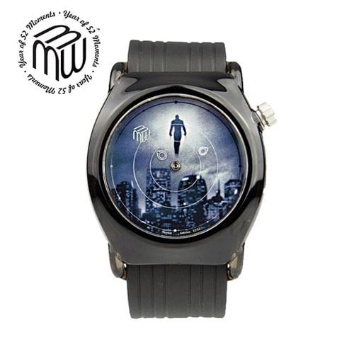 [모먼트워치시계 MOMENTS] MW3252 슈퍼히어로 고교처세왕 서인국 시계!! 44mm