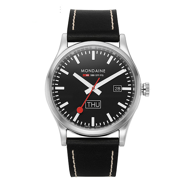 [몬데인시계 MONDAINE] A667.30308.19SBB 41mm / Sport Day Date