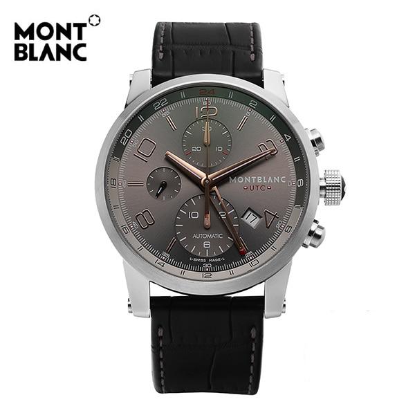 [몽블랑 MONTBLANC] 107063 / 타임워커 TimeWalker Automatic 남성용 43mm