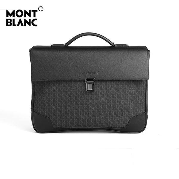 [몽블랑 MONTBLANC] 107233 / 시그니처 싱글 거셋 브릭케이스 가방