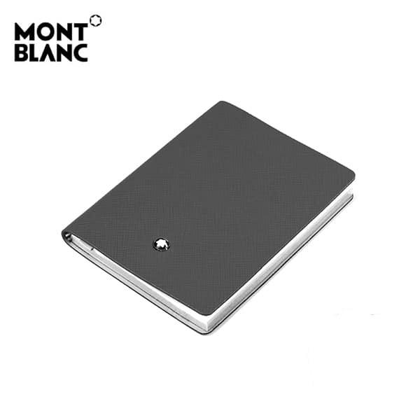 [몽블랑 MONTBLANC] 113599 / 사피아노 #145 라인 노트(그레이)