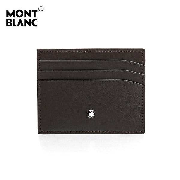 [몽블랑 MONTBLANC] 114556 / 마이스터스튁 6cc 카드지갑