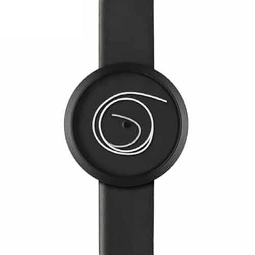 [나바디자인 NAVA DESIGN] O401N-BLACK Unica 우니카 (42mm)