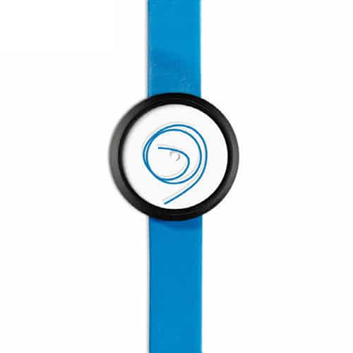 [나바디자인 NAVA DESIGN] O407-BLUE Unica 우니카 (36mm)