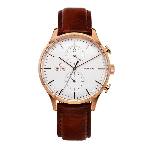 GRAN MAHOGANI (V196GUVWRN)/ 박재정,박윤재,심형탁 착용 시계