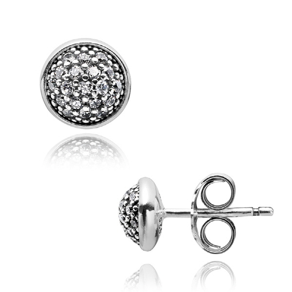 5월-) [판도라 PANDORA] 여성 판도라 귀걸이 290726CZ Dazzling Droplets Stud Earrings