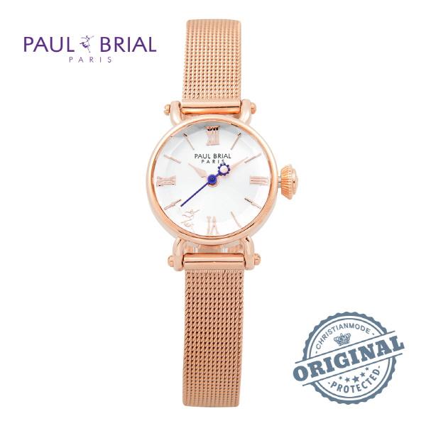 [폴브리알시계 PAULBRIAL] PB8003RG_mesh