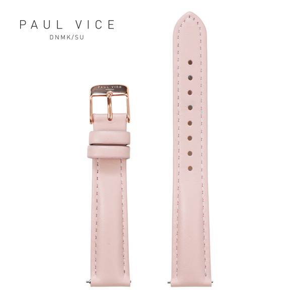 [폴바이스 PAULVICE] PV401PK Emma Collection Strap - Pink 엠마 컬렉션 스트랩