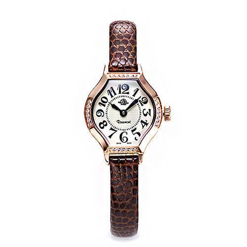 [로즈몽시계 ROSEMONT 하루특가] RS30-05BR /Hybrid Tea Rose Series