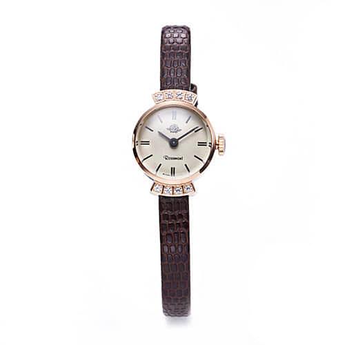 [로즈몽시계 ROSEMONT 하루특가] RS7N-05BR /Romantic Crowne