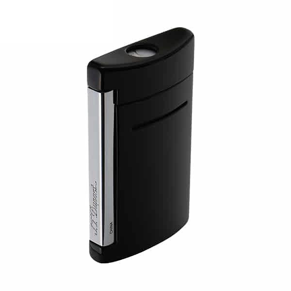 [듀퐁 S.T.DUPONT] 10011 / 미니젯 나이트 블랙 Mini Jet Chrome Finish Lighter