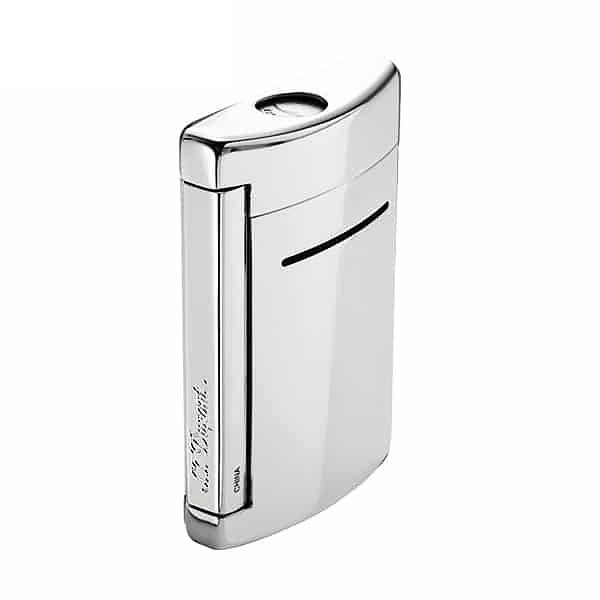 5월-) [듀퐁 S.T.DUPONT] 10020 / 미니젯 크롬 그레이 Mini Jet Chrome Finish Lighter