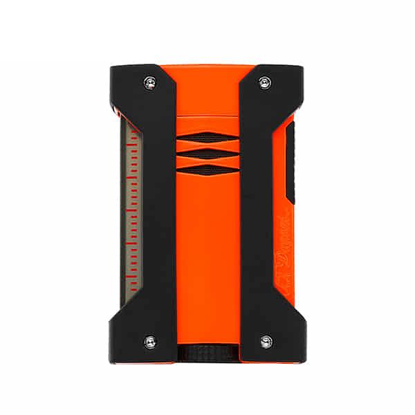 [듀퐁 S.T.DUPONT] 21404 / 데피 익스트림 Defi Extreme Orange Lighter