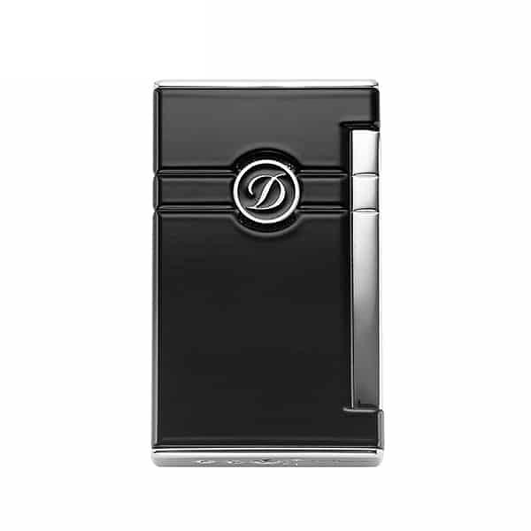 5월-) [듀퐁 S.T.DUPONT] 23004 / 라인2 토치 블랙 Ligne2 Torch Palladium Finish Lighter