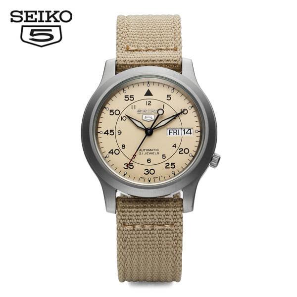 [세이코5시계 SEIKO5] SNK803K2 / 임포트 오토매틱 나토밴드 41.5mm