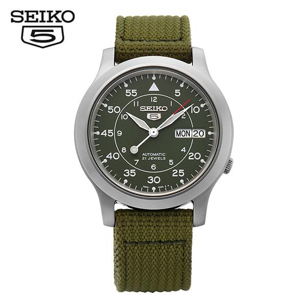 [세이코5시계 SEIKO5] SNK805K2 오토매틱 나토밴드 38mm