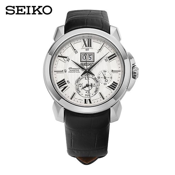 [세이코 SEIKO] SNP143P1 / 프리미어 키네틱 42mm