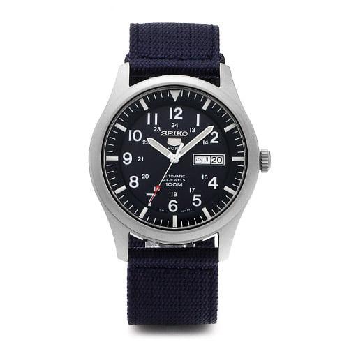 [세이코5시계 SEIKO5] SNZG11K1 오토매틱 나토밴드 41mm