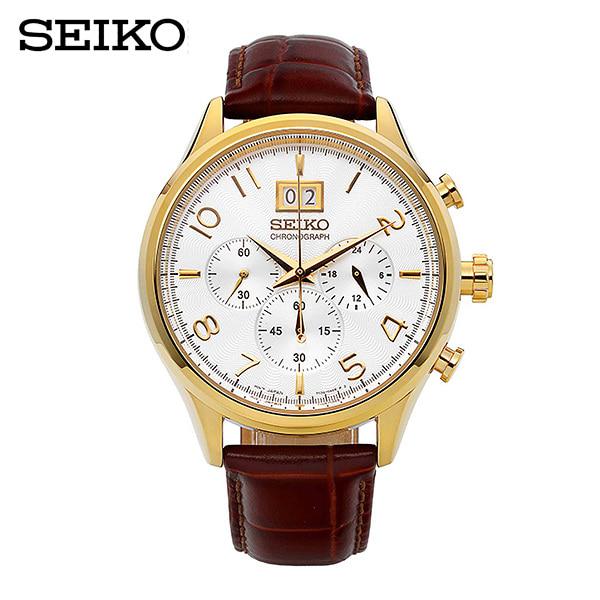 [세이코 SEIKO] SPC088P1 / 네오 클래식 크로노 (Neo Classic Chronogragh) 42mm