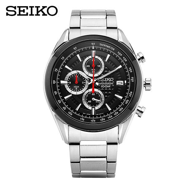 [세이코 SEIKO] SSB201P1 / 크로노그래프 Chronograph Mens 48mm