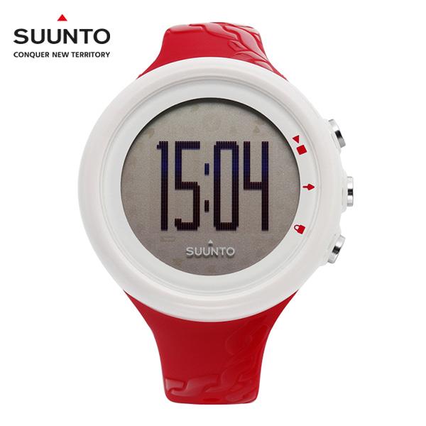 [순토시계 SUUNTO] SS015855000 M2-Fuchsia(여성용) 심박측정시계 43.6mm