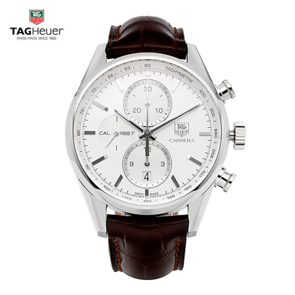 [태그호이어시계 TAG HEUER] CAR2111.FC6291 / 까레라 (CARRERA) Automatic Chronograph 41mm