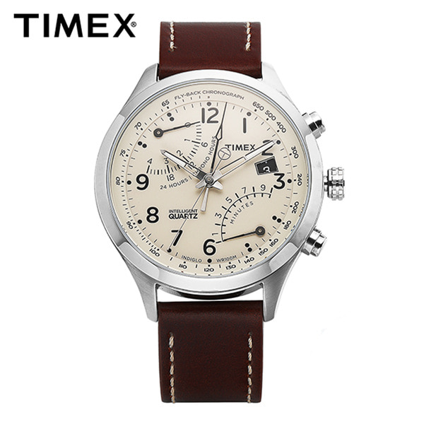 [타이맥스시계 TIMEX] T2N932 / 43mm 인텔리전트