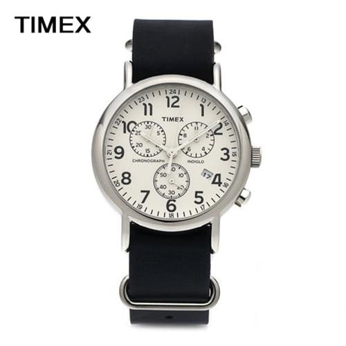 [타이맥스시계 TIMEX] TW2P62100 / 40mm 인디글로라이트 크로노그래프